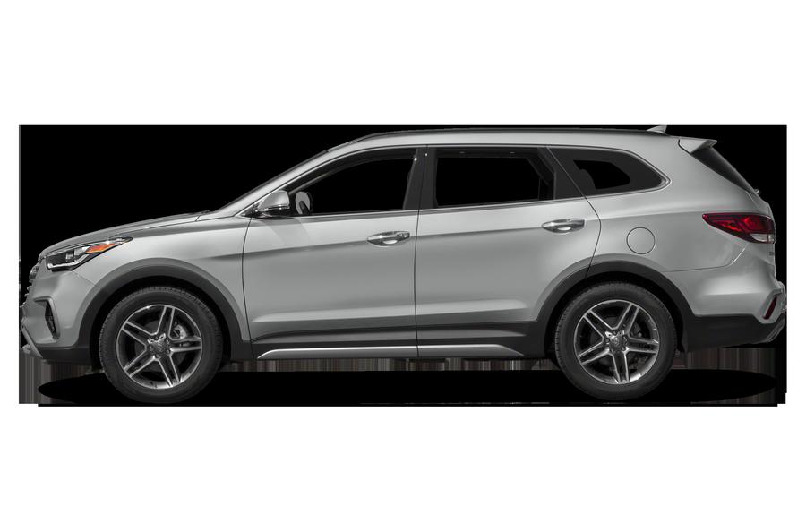 2019 Hyundai Santa Fe XL exterior side view