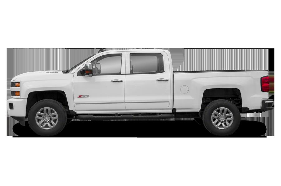 2019 Chevrolet Silverado 3500 exterior side view