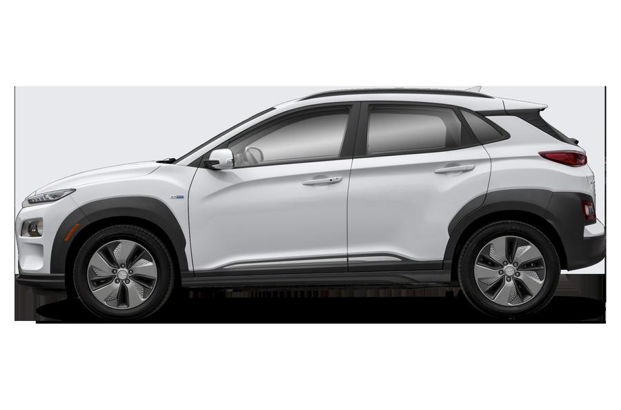 2019 Hyundai Kona EV exterior side view