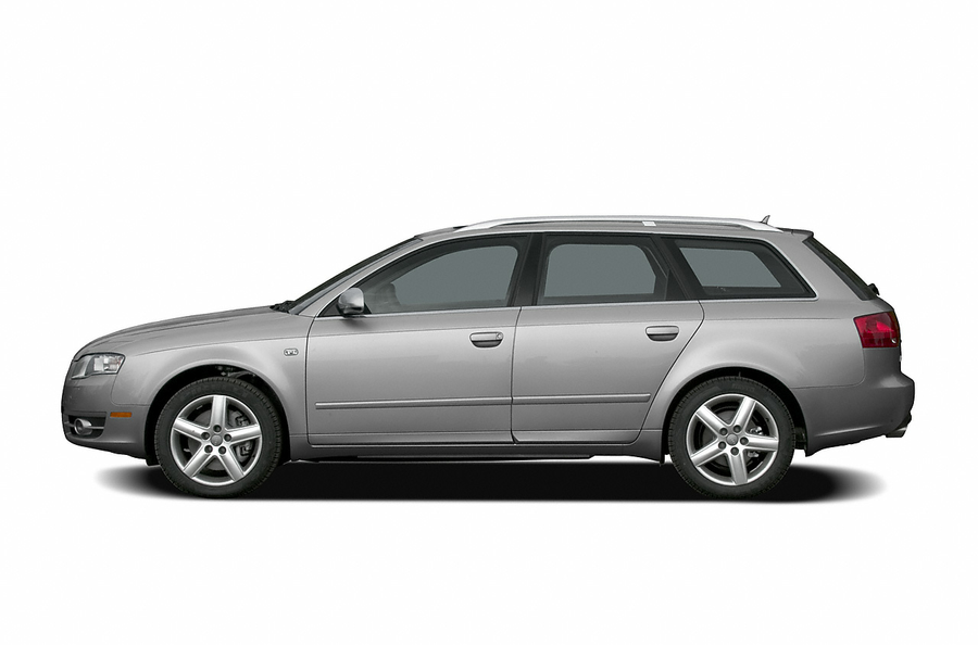 2006 Audi A4 exterior side view