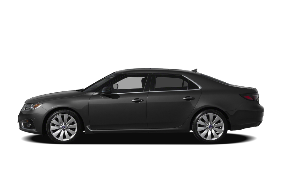 2010 Saab 9-5 exterior side view