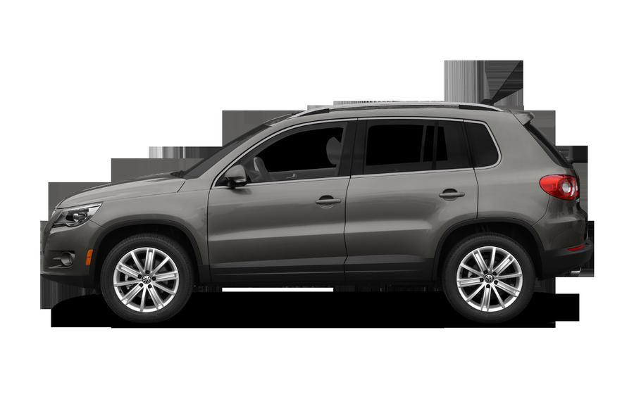 2010 Volkswagen Tiguan Exterior Side View