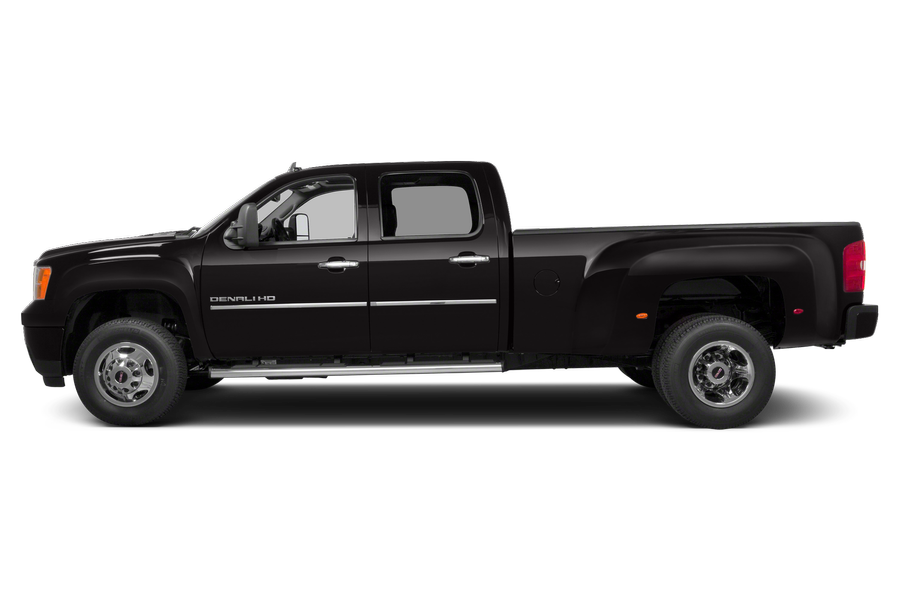 2011 GMC Sierra 3500 exterior side view
