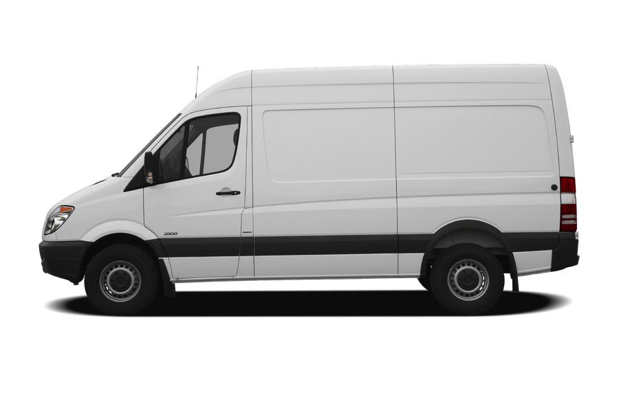 2011 Mercedes-Benz Sprinter exterior side view