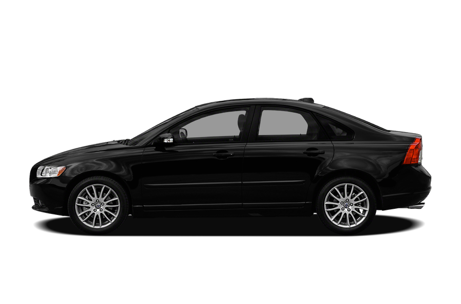2011 Volvo S40 exterior side view
