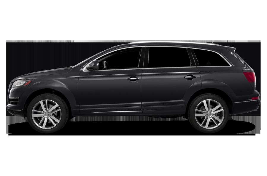 2015 Audi Q7 exterior side view