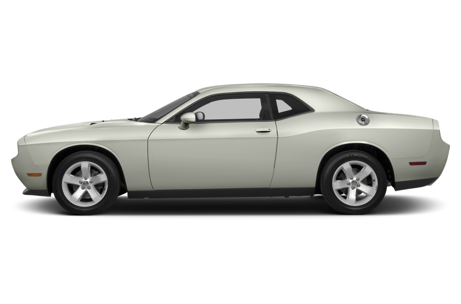 2012 Dodge Challenger exterior side view