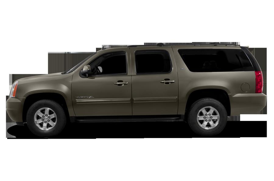 2012 GMC Yukon XL exterior side view