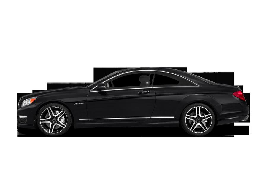 2012 Mercedes-Benz CL-Class exterior side view