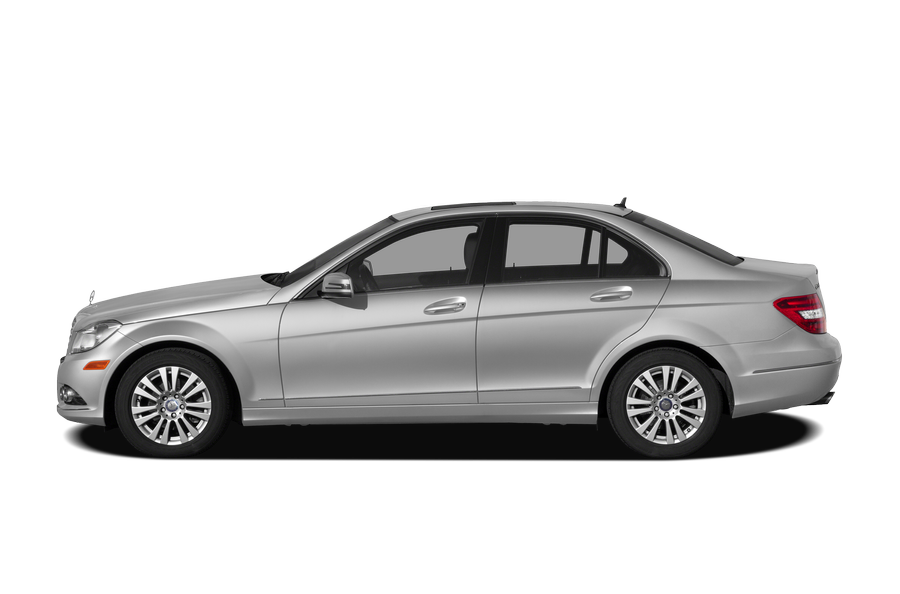 2012 Mercedes-Benz C-Class exterior side view