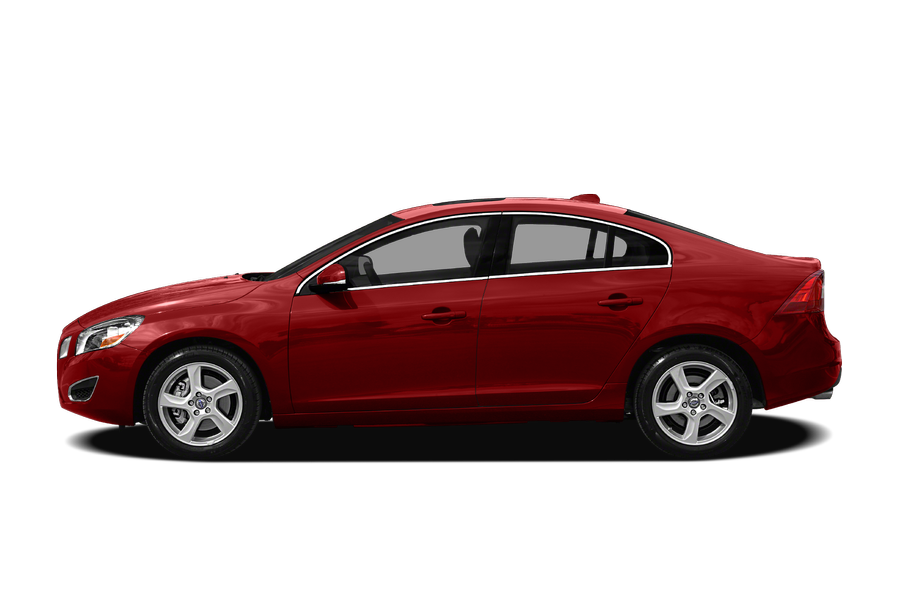2012 Volvo S60 exterior side view