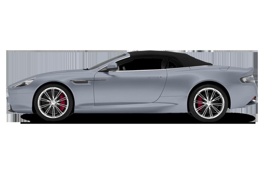 2013 Aston Martin DB9 exterior side view