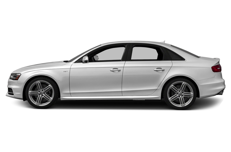 2016 Audi S4 exterior side view