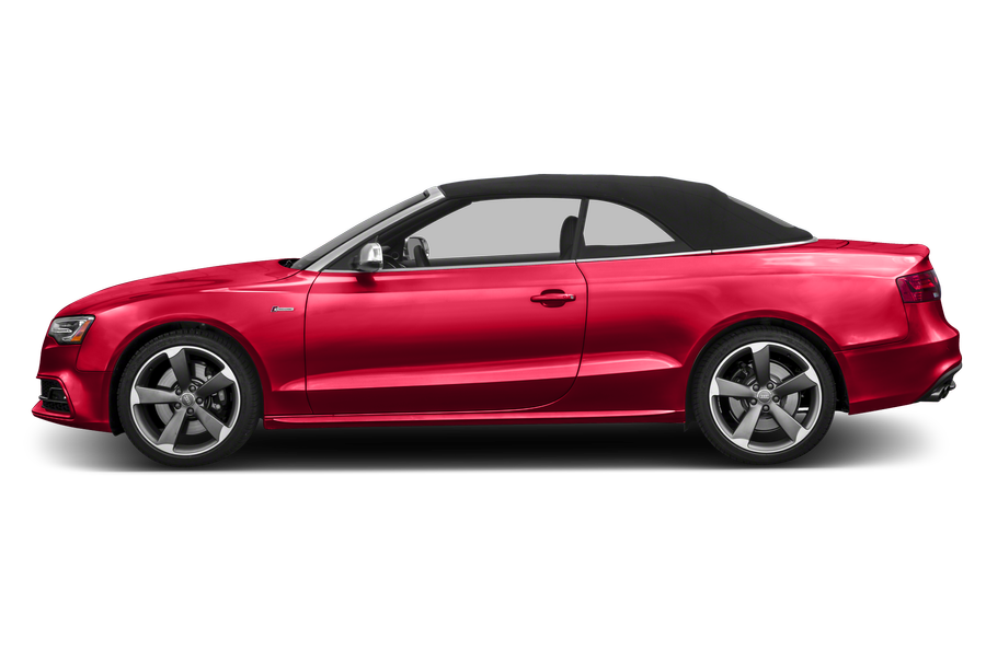 2016 Audi S5 exterior side view