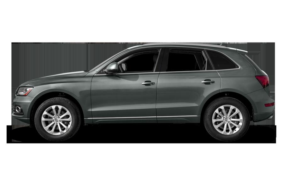 2017 Audi Q5 exterior side view
