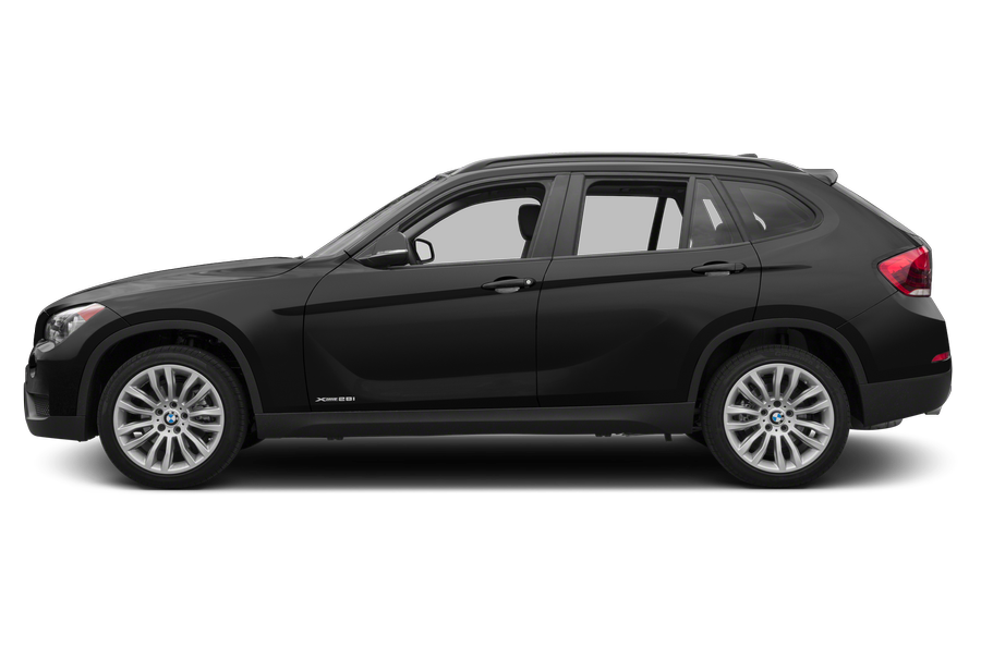 2013 BMW X1 exterior side view