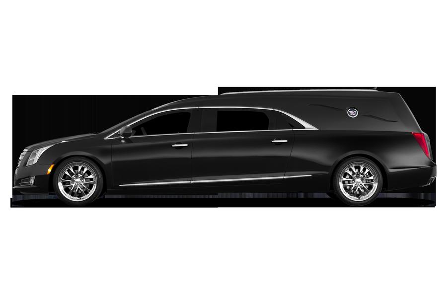 2013 Cadillac XTS exterior side view