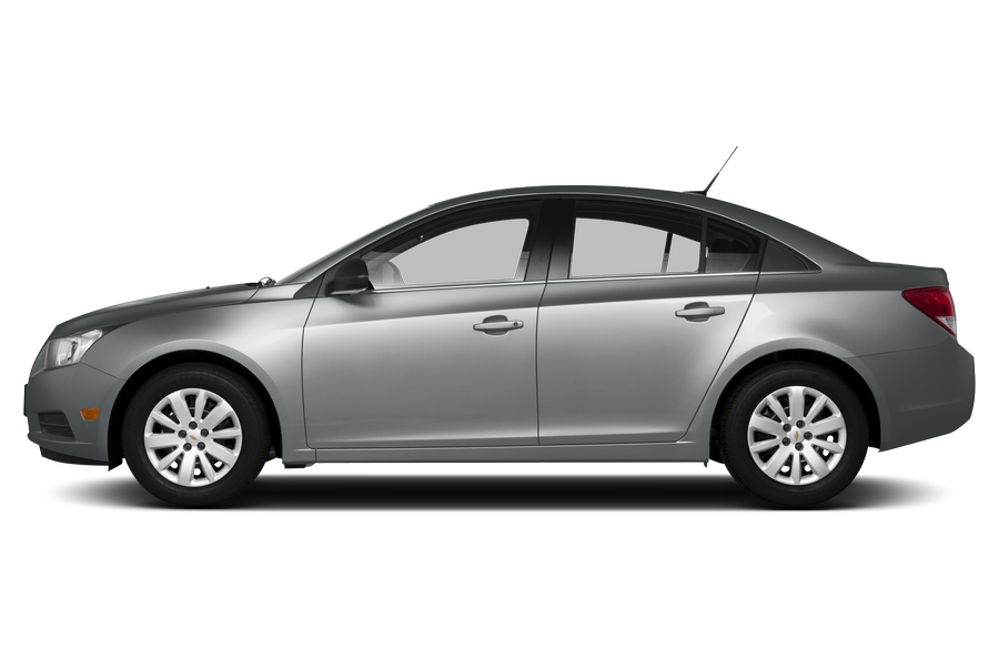 2013 Chevrolet Cruze exterior side view