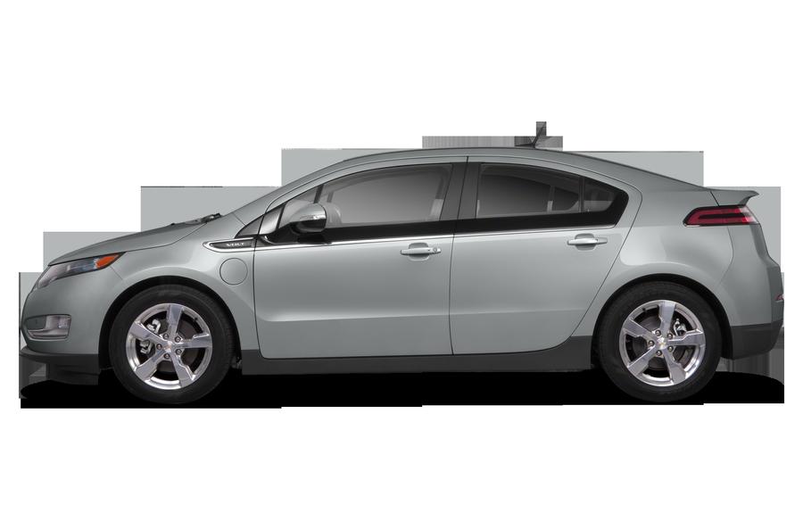 2013 Chevrolet Volt exterior side view