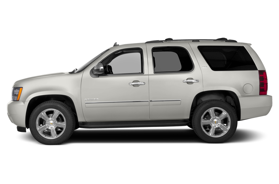 2013 Chevrolet Tahoe exterior side view