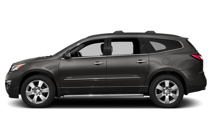 2013 Chevrolet Traverse exterior side view