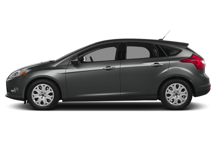 2013 Ford Focus exterior side view