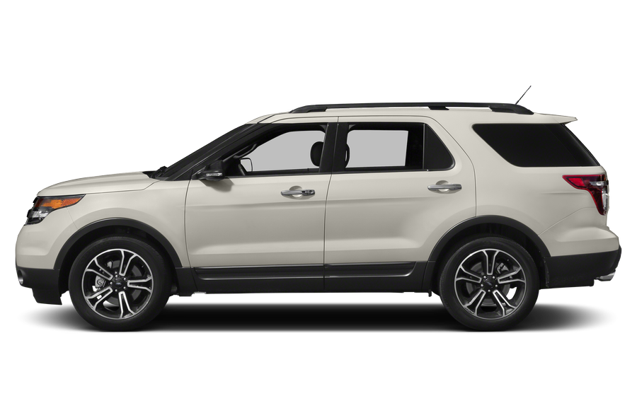 2013 ford explorer overview - Ford explorer exterior dimensions ...