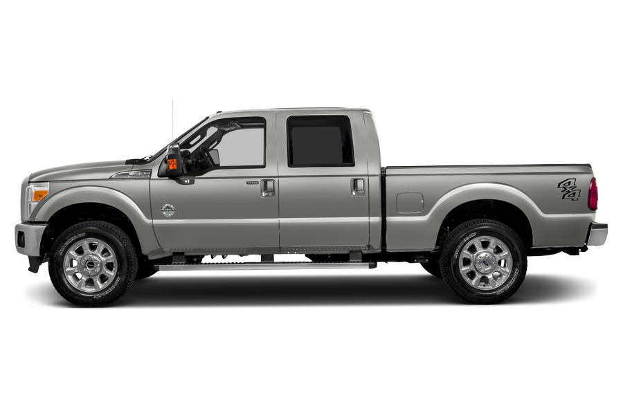 2016 Ford F-250 exterior side view