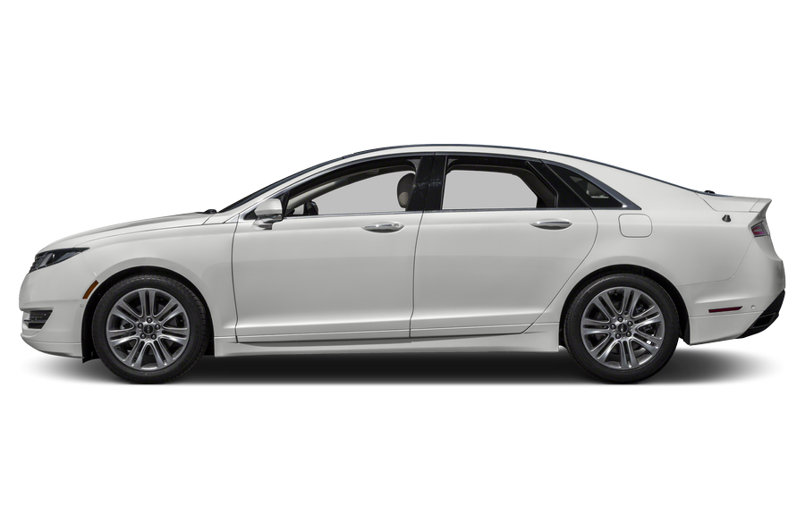 2014 Lincoln MKZ exterior side view