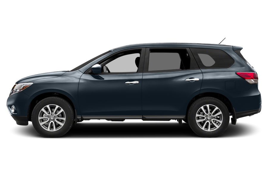 2013 Nissan Pathfinder exterior side view