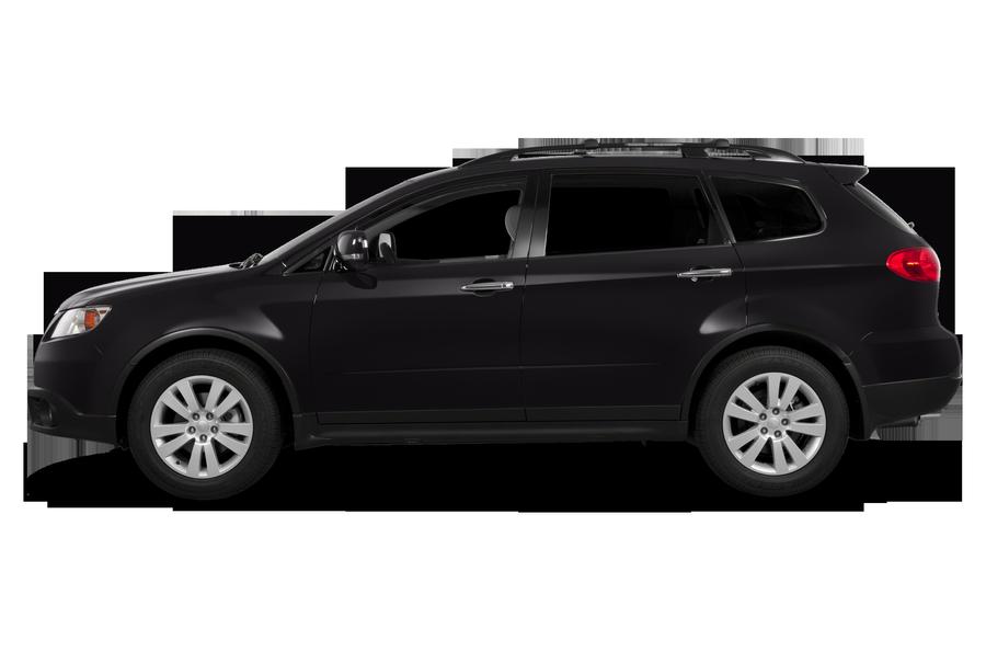 2013 Subaru Tribeca exterior side view