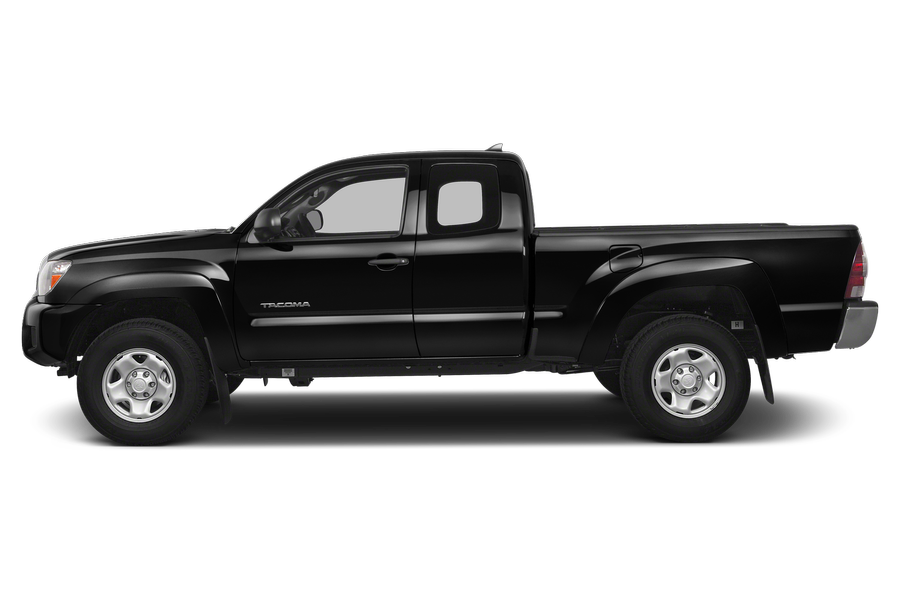 2014 Toyota Tacoma exterior side view