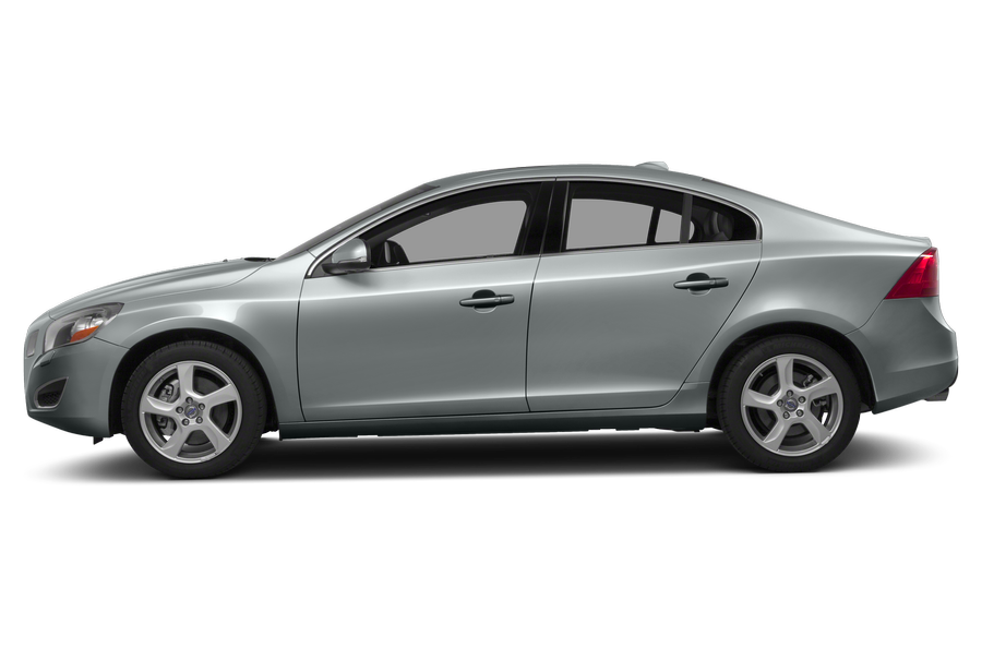 2013 Volvo S60 exterior side view