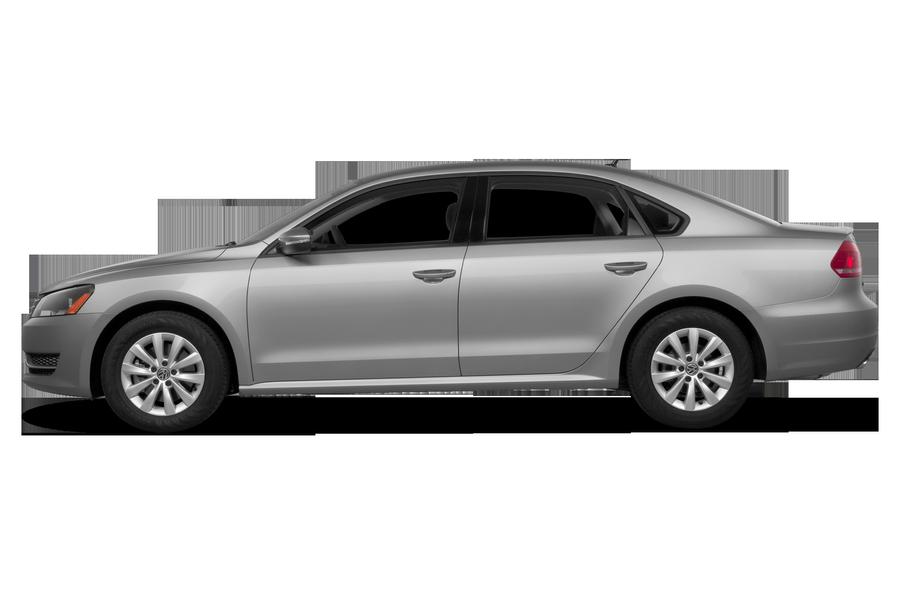 2013 Volkswagen Passat exterior side view