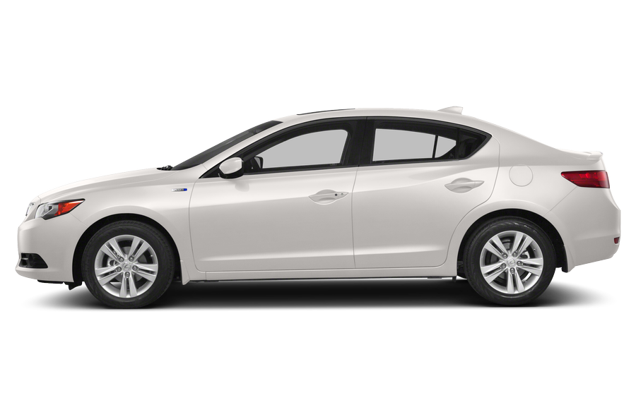 2014 Acura ILX Hybrid exterior side view