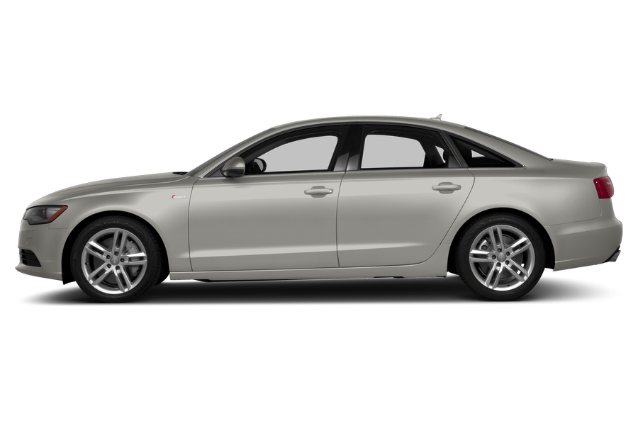 2014 Audi A6 exterior side view