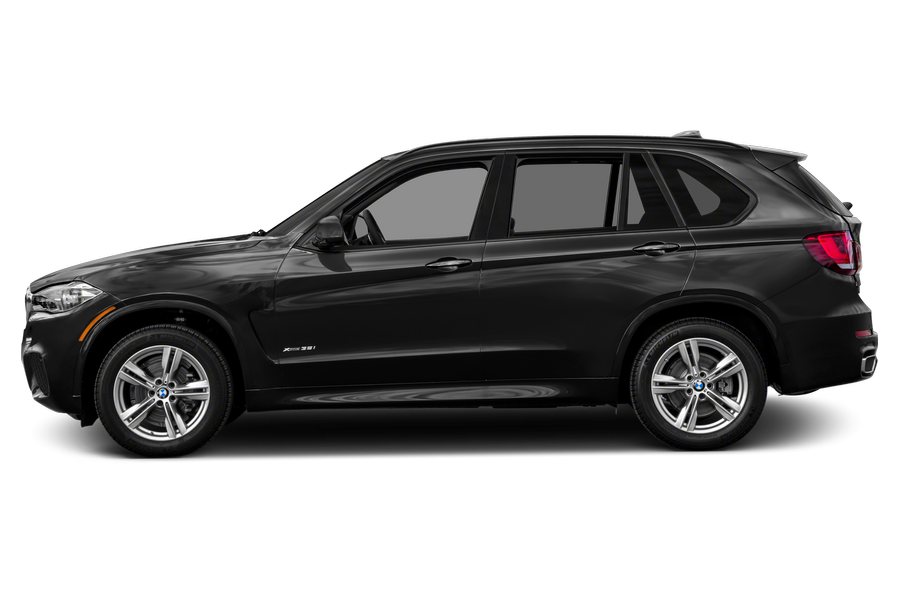 2015 BMW X5 Exterior Side View