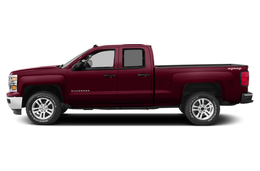 2014 Chevrolet Silverado 1500 exterior side view