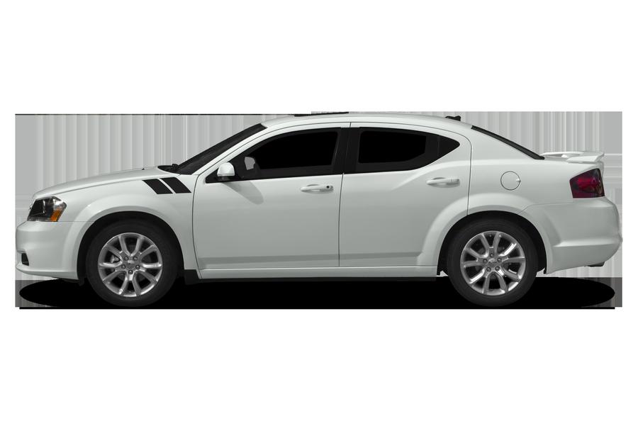 2014 Dodge Avenger exterior side view