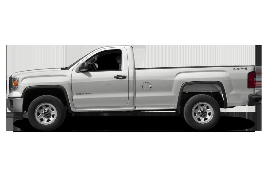 2015 GMC Sierra 1500 exterior side view