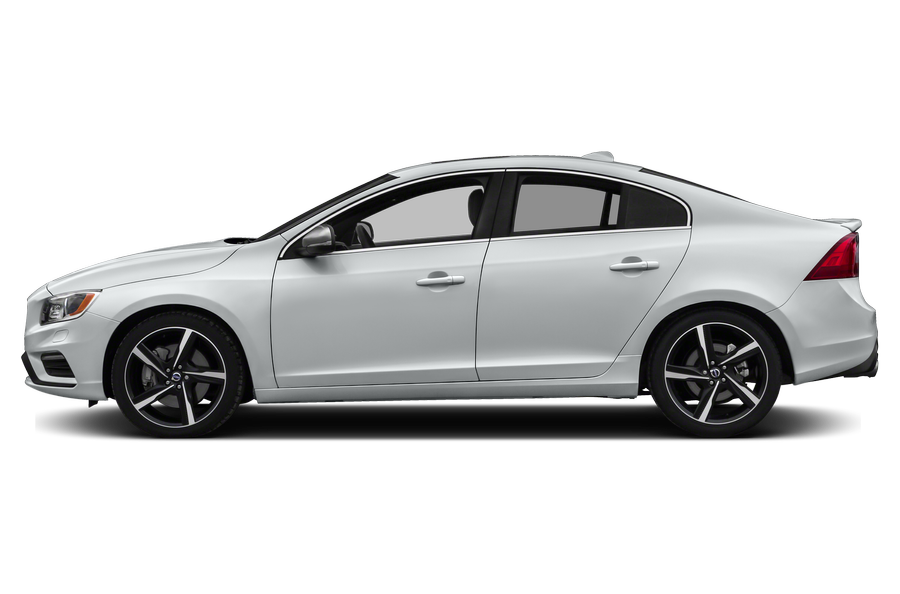 2014 Volvo S60 exterior side view