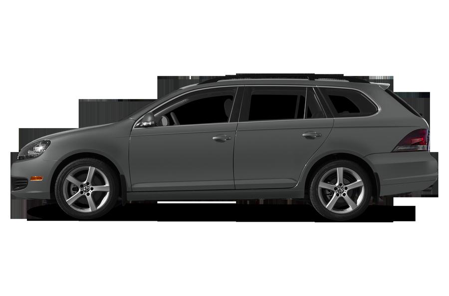 2014 Volkswagen Jetta SportWagen exterior side view