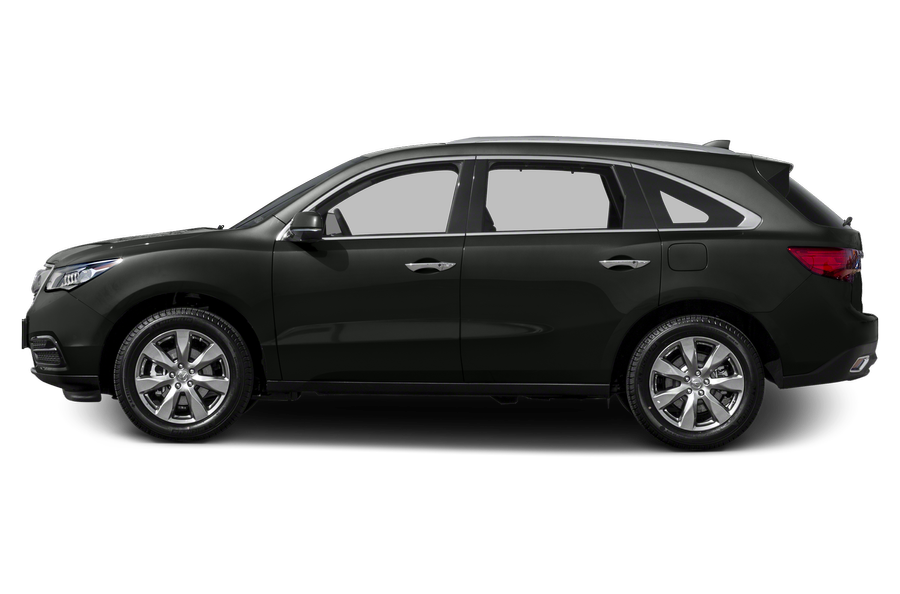2015 Acura MDX exterior side view