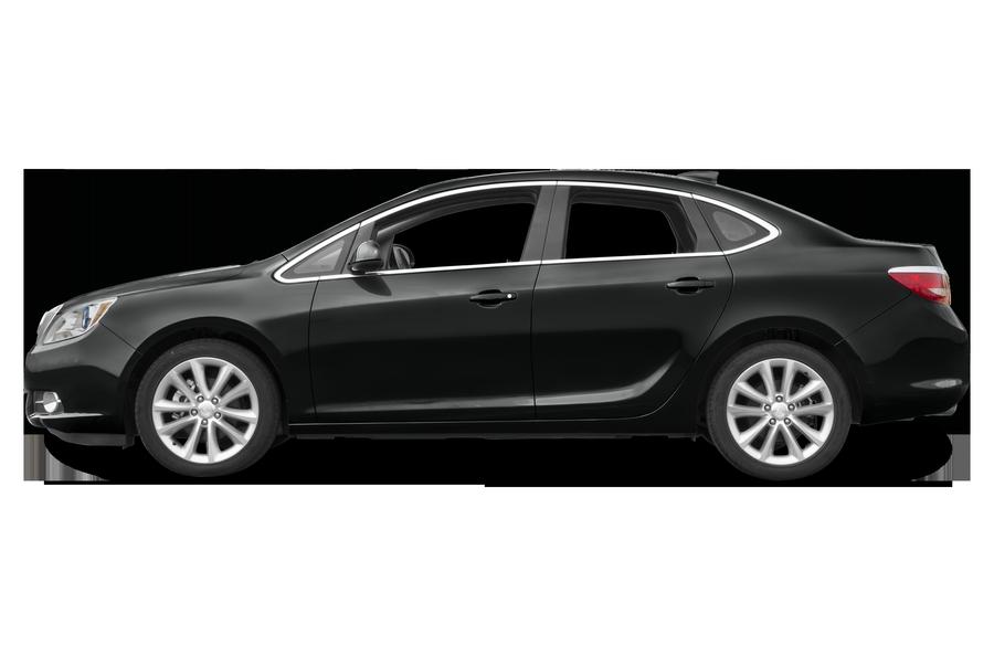 2016 Buick Verano exterior side view