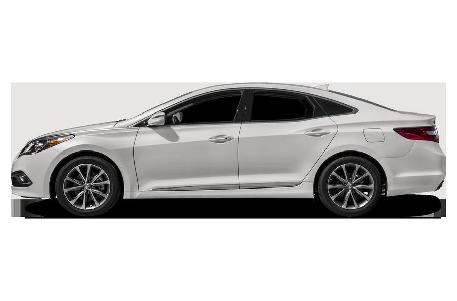 2016 Hyundai Azera exterior side view
