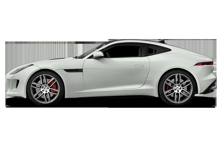 2015 Jaguar F TYPE Exterior Side View