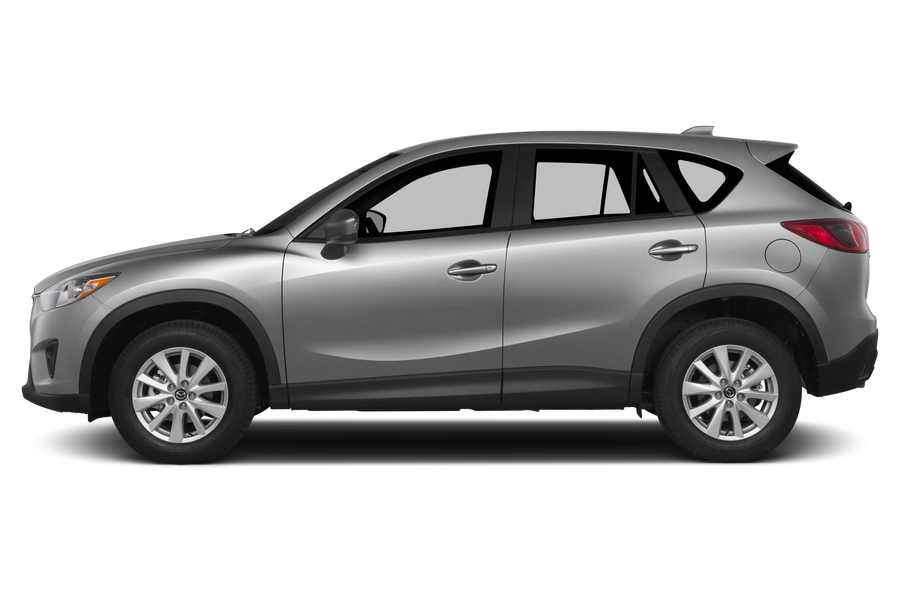 2015 Mazda CX-5 exterior side view