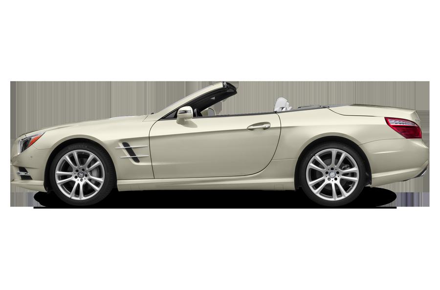 2015 Mercedes-Benz SL-Class exterior side view