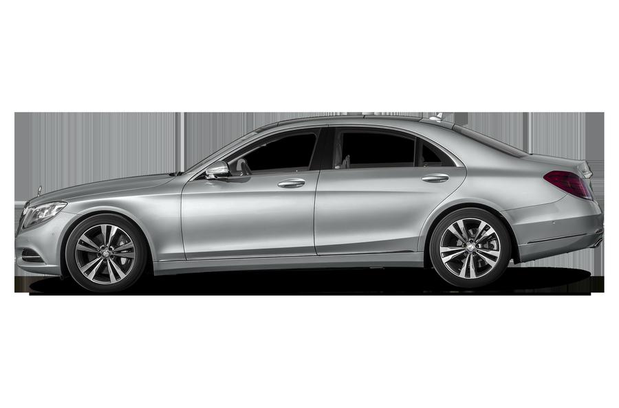 2015 Mercedes-Benz S-Class exterior side view