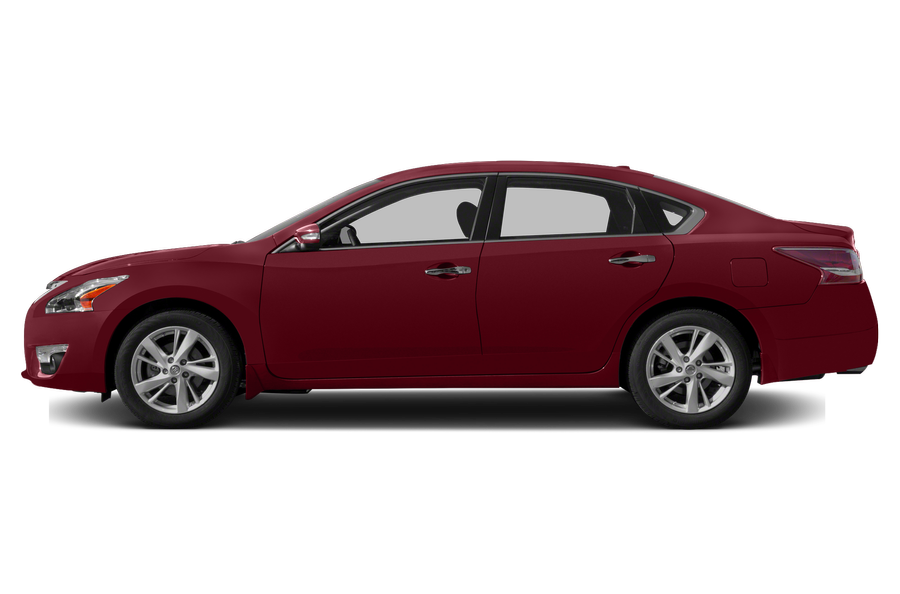 2017 Nissan Altima exterior side view